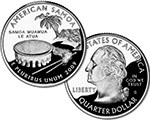 American Samoa Quarter – 4th U.S. Quarter Redesigned In 2009