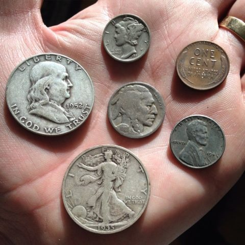 These are not necessarily rare coins, they are simply hard to find coins.