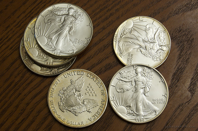 What Are American Silver Eagles Worth Here S What You
