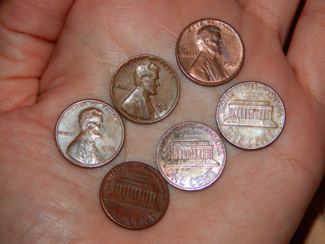 Old Copper Pennies: Which Ones To Save & What They're Worth | The