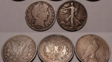 Silver Dollars, Both Common And Rare, Are Highly Sought After