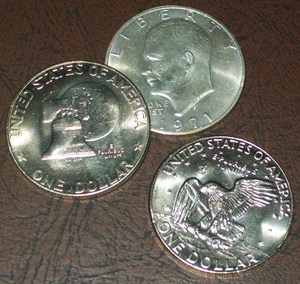 eisenhower-dollars-photo-by-Joshua.JPG