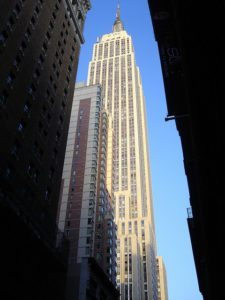 the Empire State Building was completed the same year the 1931 penny was made