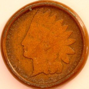 Indian Head Penny Error Coins