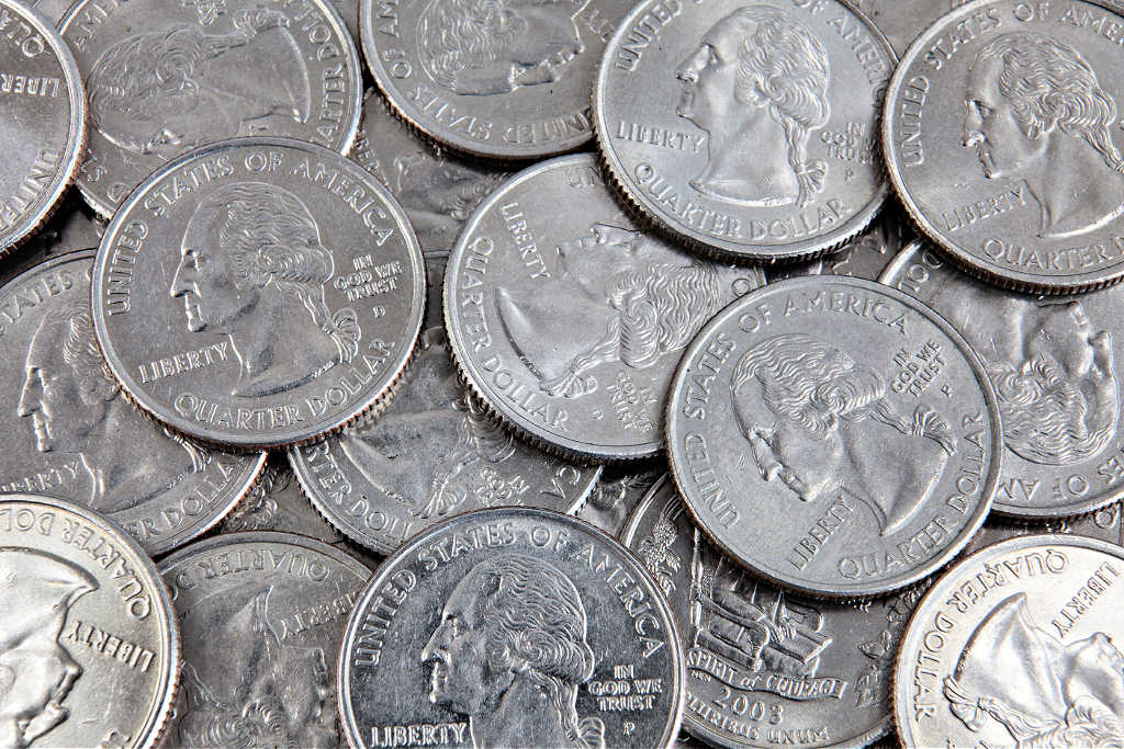 Here is the official list of U.S. quarter errors.