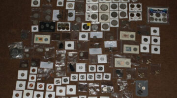 5 Tips For Handling An Estate Collection Of Coins