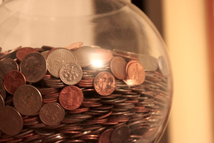 You can find lots of old coins worth money in change jars... yours and those of your friends!