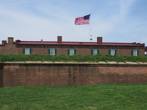 Fort McHenry National Monument America the Beautiful Quarters