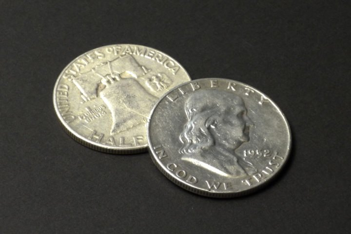 Worth of 1899 silver half dollar