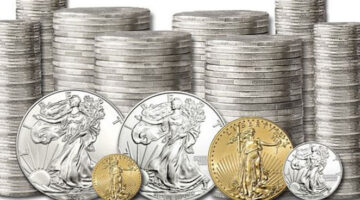 Tips For Collecting And Investing In American Silver Eagles & Gold Eagles, Platinum American Eagles, And Palladium Bullion Coins