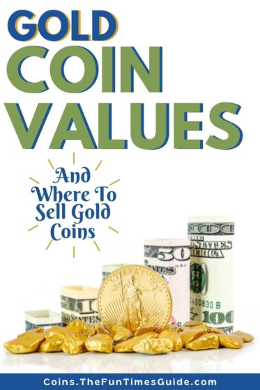 See current gold coin values and where to sell your gold coins!