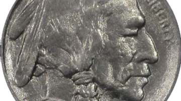 historic values Buffalo nickels