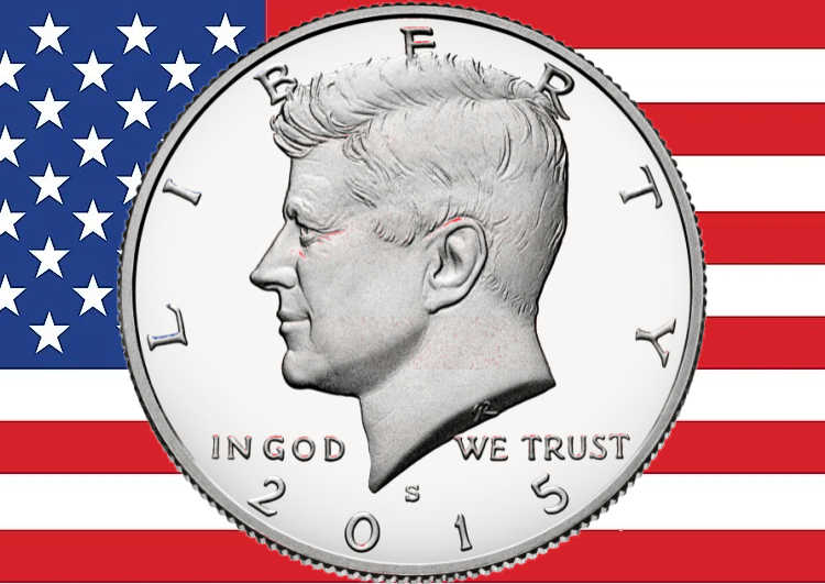 How much does a U.S. half dollar coin weigh? Find out here!