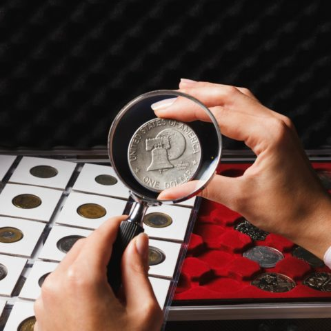 Grab a 5X magnifying glass and start looking for these coin varieties!