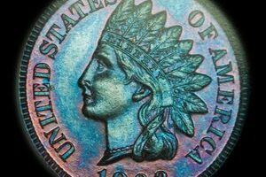 Coin Values: Why Color Matters On Indian Head Cents