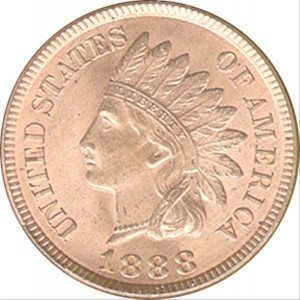 indian head pennies historic values