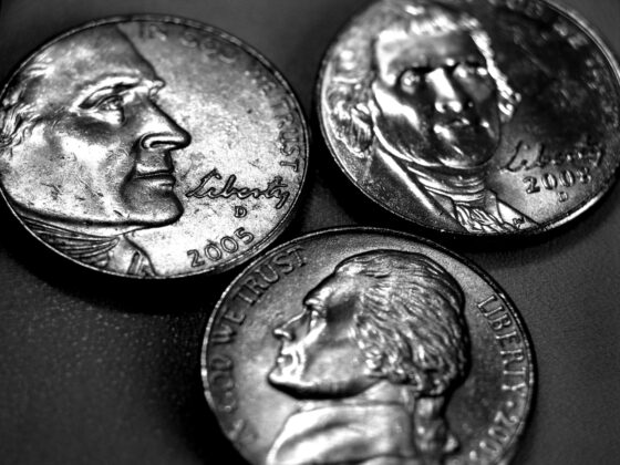 a list of Jefferson nickel errors and varieties worth money!