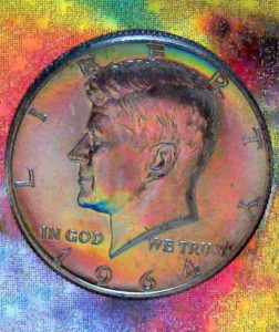 What is your JFK half dollar worth? Kennedy half dollar values depend on the date and the condition of the coin.