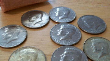 Coin Roll Hunting: When Bank Rolls Yield Valuable Coins!