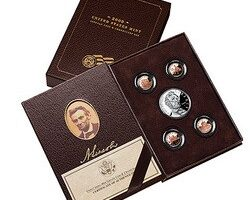 Lincoln Chronicles & Coin Proof Set