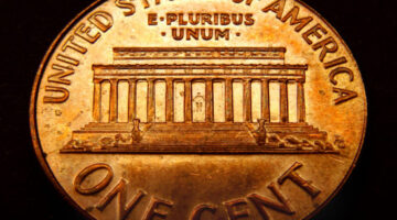 Lincoln Memorial Pennies Valued From 1 Cent To $50,000 And Up