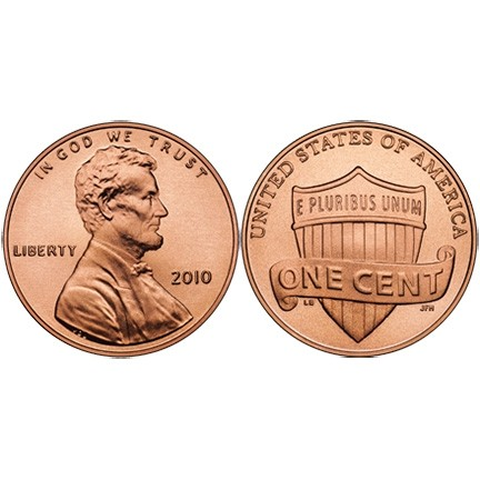 american penny - photo #7