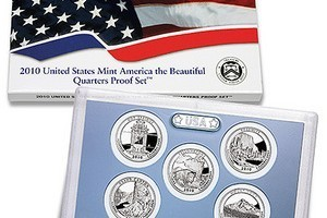 U.S. Mint Releases New Quarters Proof Set