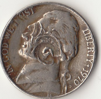 What To Look For In Damaged Coins - Example: Is This A