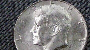 No FG Kennedy Half Dollars