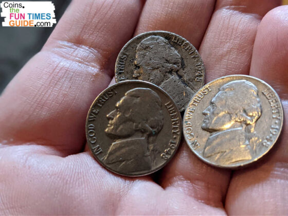 Some 1948 nickels are worth more than $1,000! See if you have a valuable 1948 nickel.