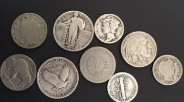 The Value Of Old Coins – See How Much Your Old Pennies, Quarters, Silver Dollars & Other Coins From The 1900s Are Worth