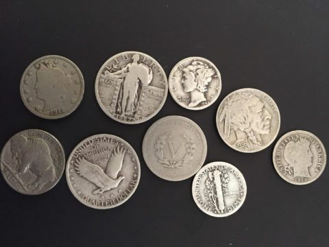 See your old coins value - the value of old coins depends on their condition