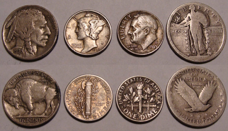 Value Of Old Coins 23