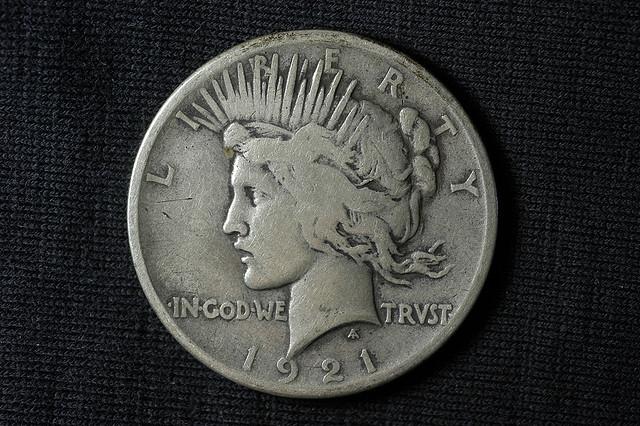 1922 Liberty Silver Dollar Value Chart