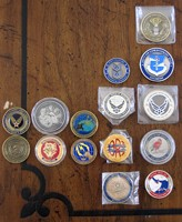 U.S. Military Challenge Coins… Worth Collecting?