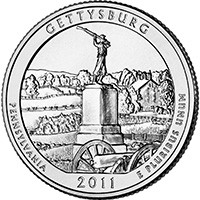 2011 National Park Quarter Designs