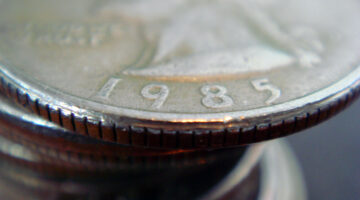 Quarters Without Ridges
