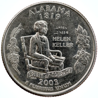 See why the 2003 Alabama quarter is one of the top 10 rare state quarters.