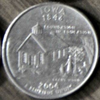 See why the 2004 Iowa quarter is one of the top 10 rare state quarters.