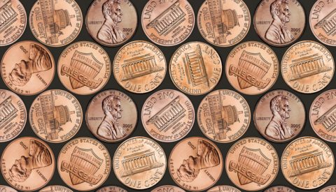 Rare lincoln cent varieties.
