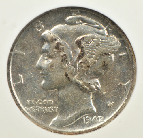 Many people wonder how much their rare Mercury dimes may be worth ...