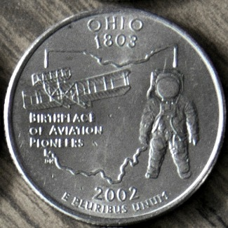 See why the 2002 Ohio quarter is one of the top 10 rare state quarters.