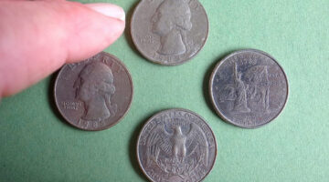 Most Valuable Quarters: A List Of Silver Quarters & Other Rare Quarters You Should Hold Onto!