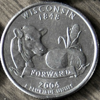 See why the 2004 Wisconsin quarter is one of the top 10 rare state quarters.