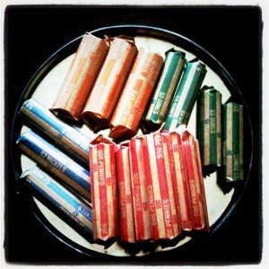 rolls-of-coins
