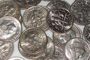 Collecting Roosevelt Dimes: Values & Key Dates