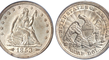 Collecting Seated Liberty Quarters