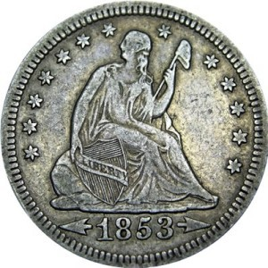 Seated Liberty US Coins