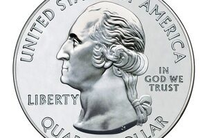 Enormous Silver America The Beautiful Quarters Make Huge Debut