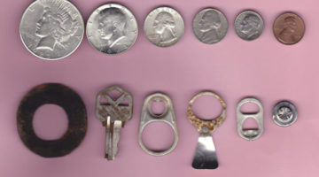 Collecting Junk Coins (Especially Junk Silver Coins!) From Circulation Is Cheap & Fun For Collectors On A Budget